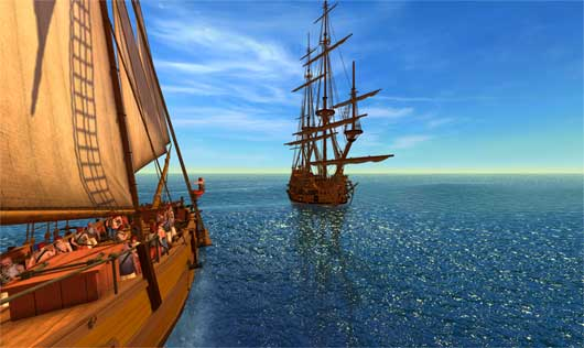 Pirates of the burning Sea is going Free to Play!