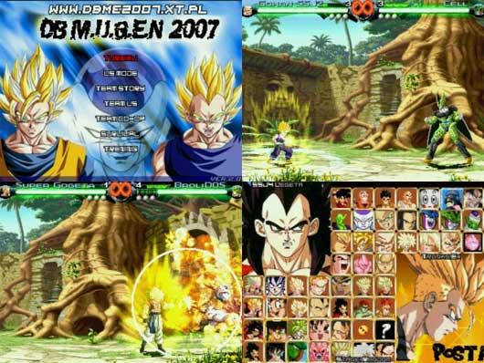 Dragon Ball Z ME 2007 (mugen)
