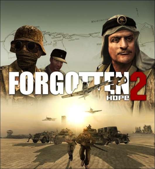 FORGOTTEN HOPE 2 MOD BF2