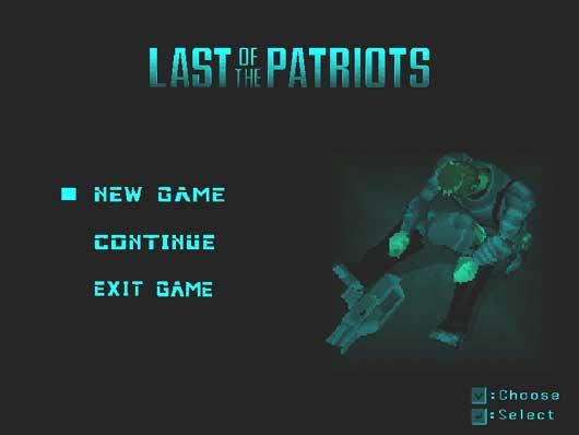 Last of the Patriots v1.31