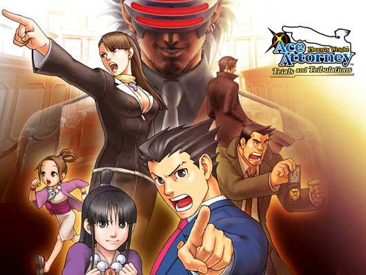 Apollo Justice: Ace Attorney Nintendo DS DEMO online