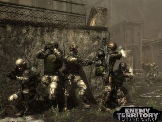Enemy Territory Quake Wars PC Demo v2.0