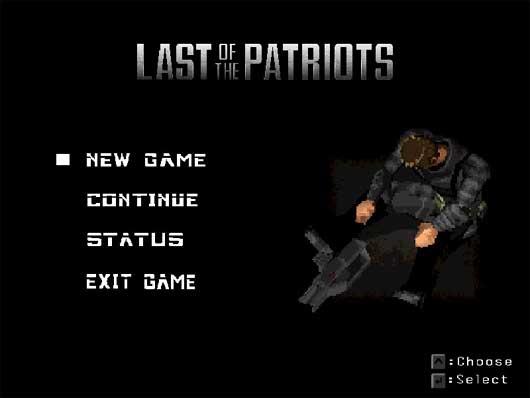 Last of the Patriots v1.40