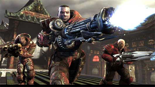 UNREAL TOURNAMENT 3 PATCH 1.2 AND LINUX SERVER