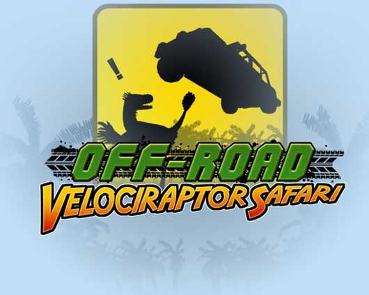 OFF-ROAD VELOCIRAPTORS SAFARI