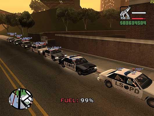 لعبه GTA San Andreas كاملة ومضغوطة{mediafire} رابط واحد
