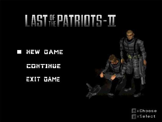 Last of the Patriots 2