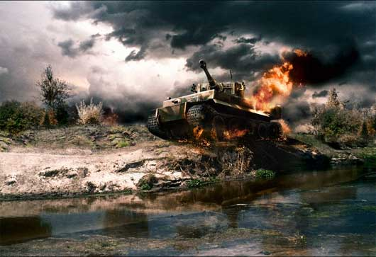 Men of War Video Game Wallpaper