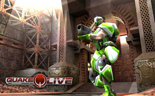 Quake Live Open Beta starts 24.02.2009
