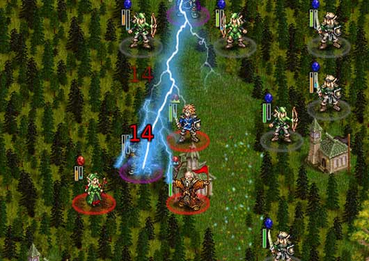 The Battle for WestNoth v1.6.4