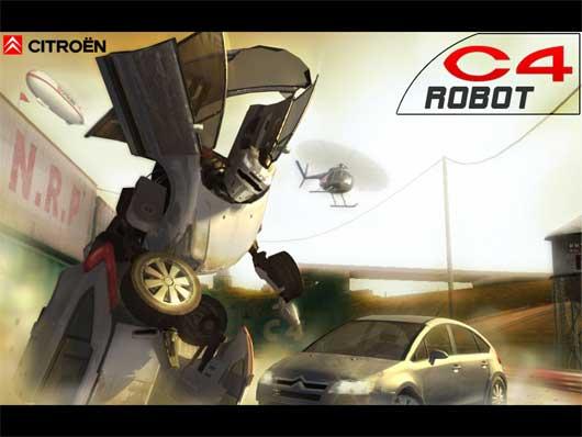 C4 Robot Oyunu (Türk Yapımı)