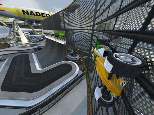 TRACKMANIA NATIONS FOREVER RELEASED