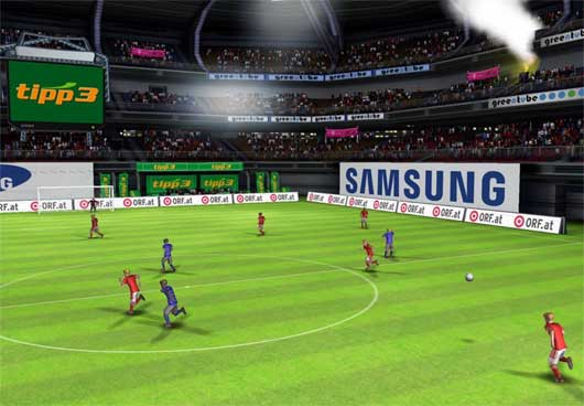 Fifa football 3d games download