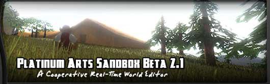 Platinum Arts Sandbox beta 2.1
