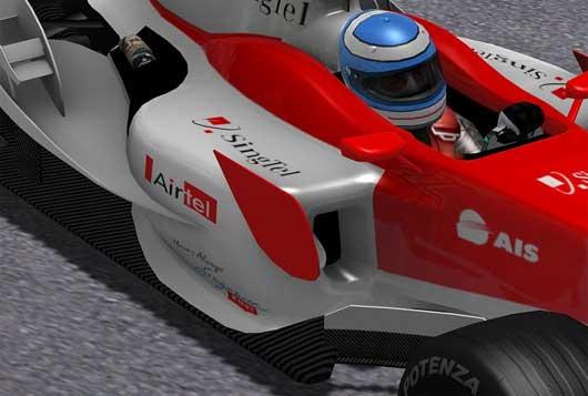 SingTelRace 2008 F1