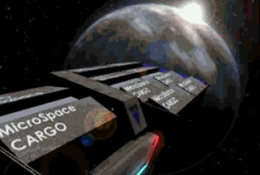 StarFight V: Hell's Gate (DosBox)