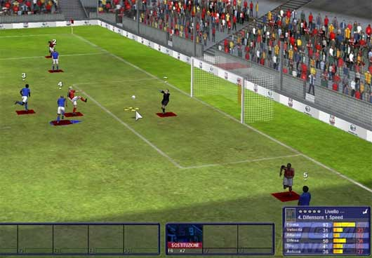 World of Soccer Euro Online and some free soccer game