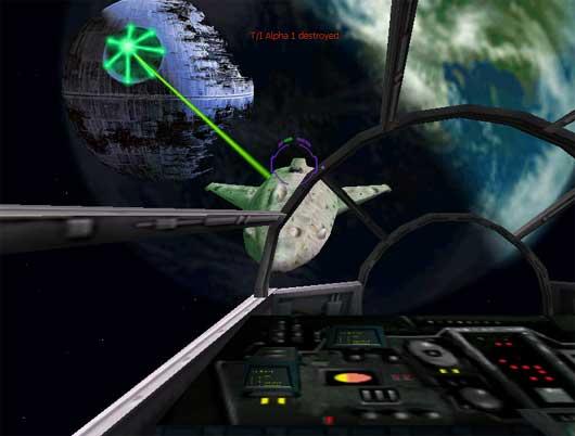 The New Jedi Order (X-wing alliance mod)