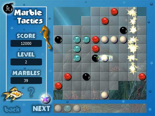 Marble Tactics