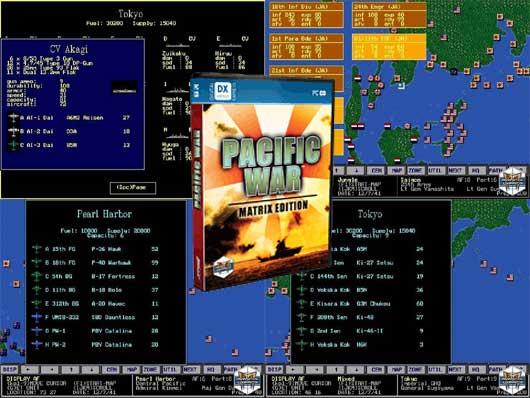 Pacific War: Matrix Edition