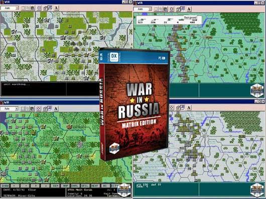 War in Russia: Matrix Edition