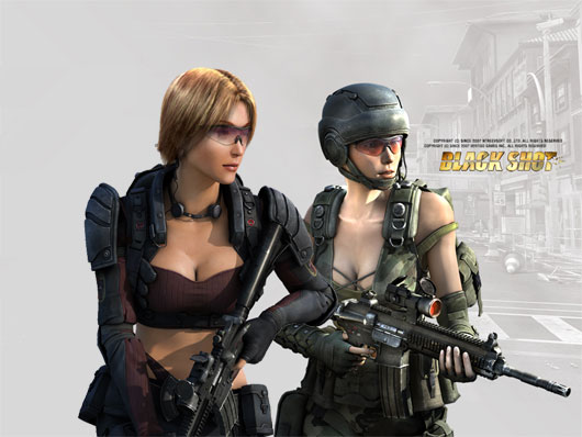 BLACKSHOT (mmo-fps)