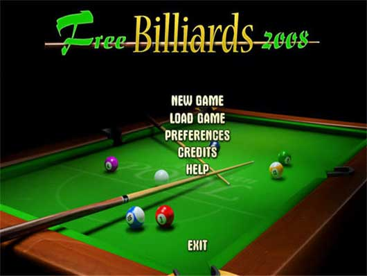 Free Billiards 2008