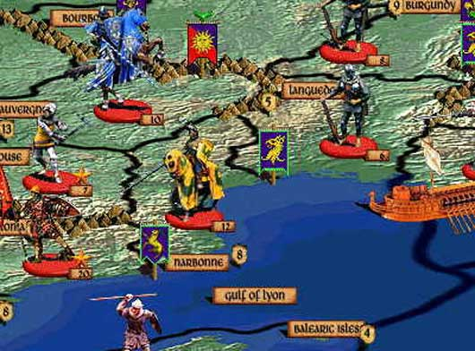 PLAY by Mail – Medieval WarLords, Dragon Lords, Napoleonic Empires and Shogunate