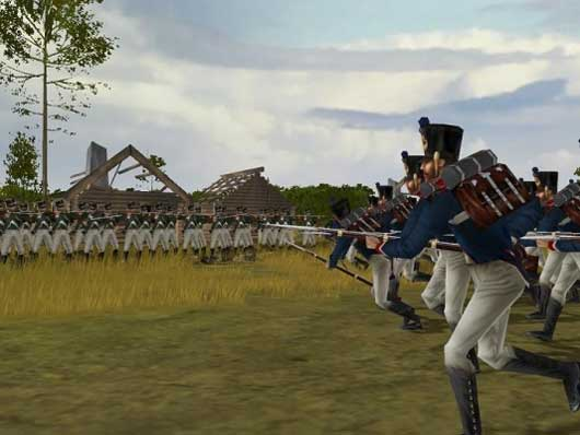 NAPOLEONIC TOTAL WAR II (rome total war mod)