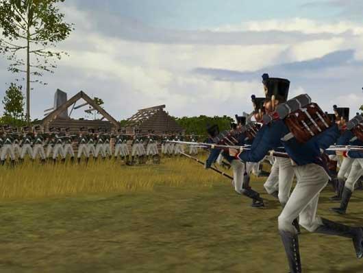 NAPOLEONIC TOTAL WAR II (rome total war mod)