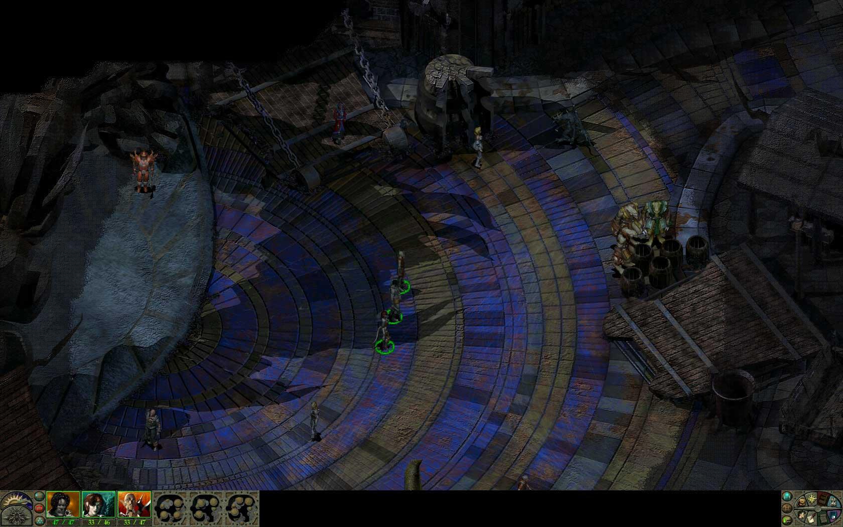 Baldur's Gate HD Widescreen patch