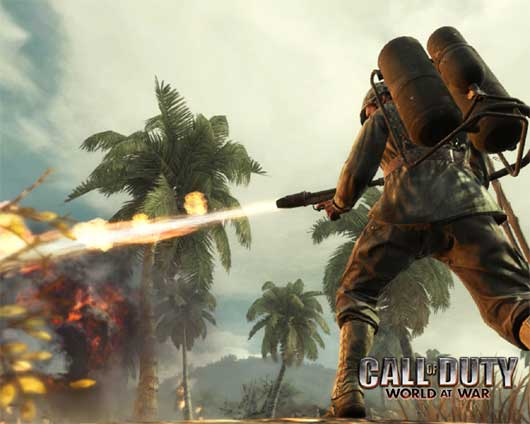 Call of Duty: World at War PC Multiplayer Client BETA