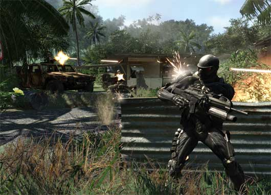 Crysis Wars Free Trial Week