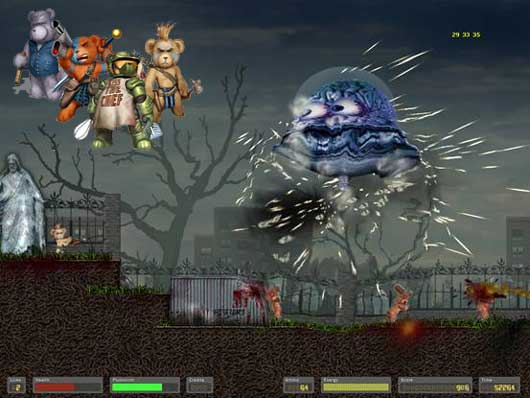 Teddy Wars v1.1 (minigame)