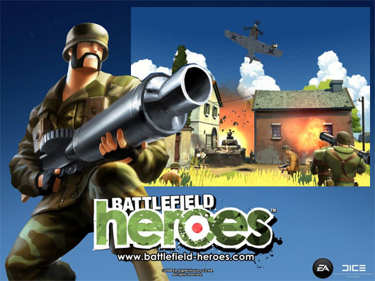 Battlefield Heroes Capture The Flag Mode Added