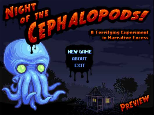 Night of the Cephalopods! v0.7