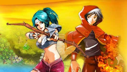 Aurora Blade (Browser-mmo)