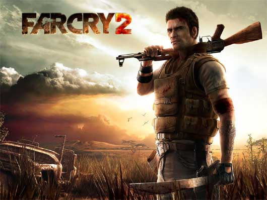 Far Cry 2 Intel Bonus Missions