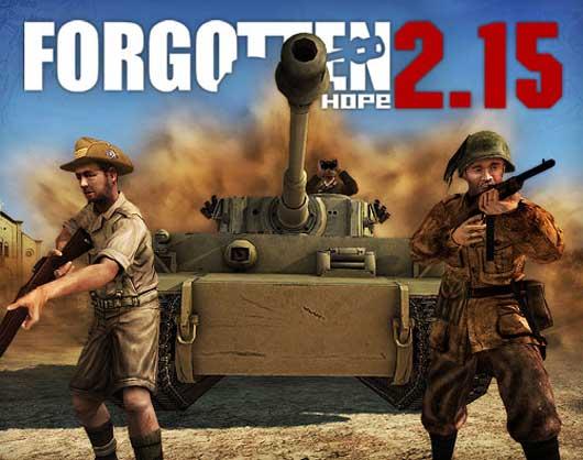 Forgotten Hope 2 client v2.15 (Bf2 mod)