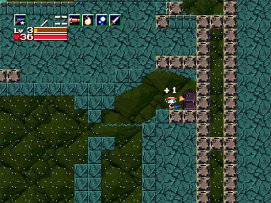 Cave Story for Wii (Free for PC and Mac)