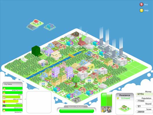 City Rain – Building Sustainability