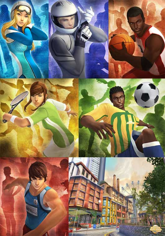 Empire of Sports (sports-mmo)