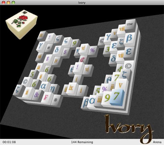 Ivory Mahjongg v1.0.1