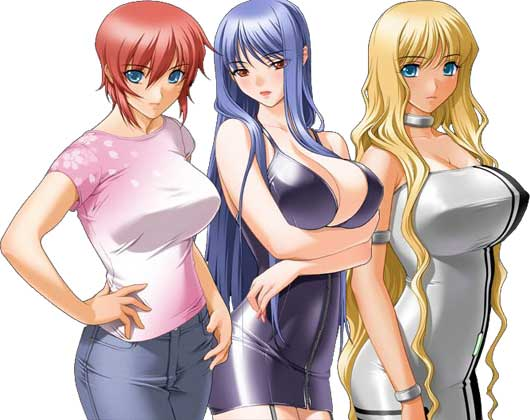 Another short hentai game from prolific author VadimGoD.