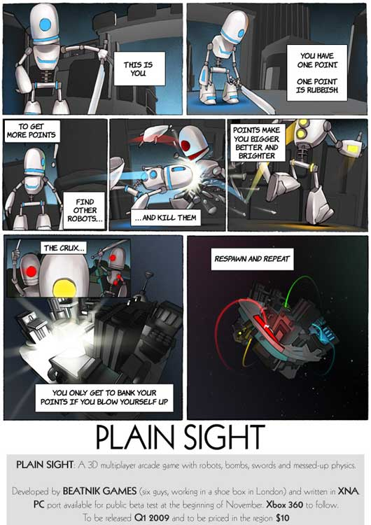 Plain Sight Open Beta