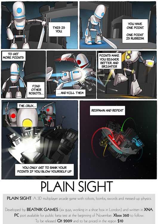 Plain Sight Open Beta