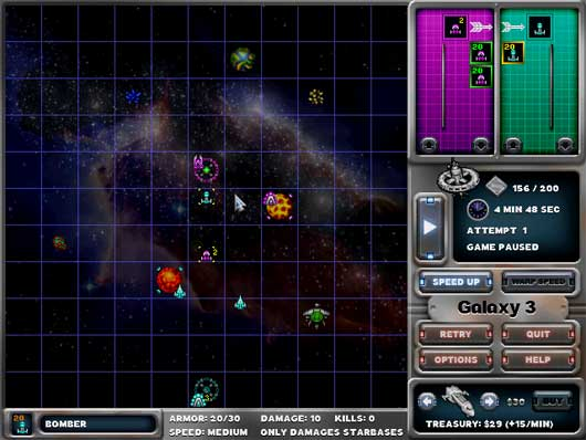 Space War Commander (Demo)