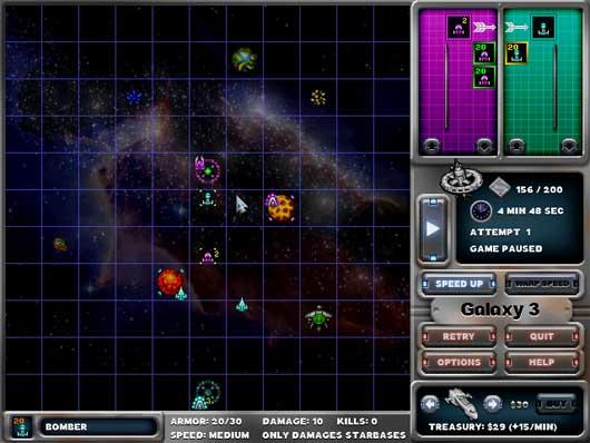 Space War Commander (Demo)