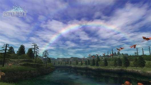 Final Fantasy 11 Benchmark 3