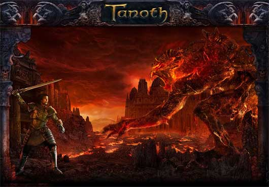 Tanoth – Adventure in Aris (browser)